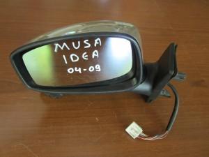 Fiat Idea 2003-2006 Lancia Musa 2004-2008 ηλεκτρικός καθρέπτης αριστερός χρυσαφί