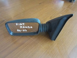Fiat panda 1986-2003 απλός καθρέπτης αριστερός άβαφος