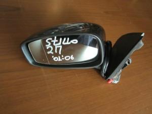 Fiat stillo 01-06 3θυρο ηλεκτρικός καθρέπτης αριστερός ανθρακί