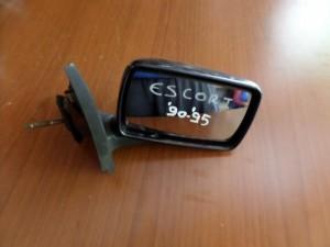 Ford Escort 1990-1995 καθρέπτης απλός δεξιός σκούρο μπλέ