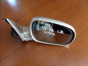 Honda civic 1996-2000 L/B ηλεκτρικός καθρέπτης δεξιός ασημί
