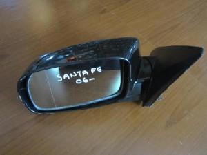 Hyundai santa fe 2006-2010 ηλεκτρικός καθρέπτης αριστερός μαύρος (5 ακίδες)