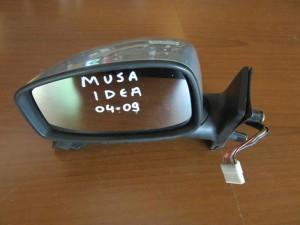 Lancia Musa 2004-2008 Fiat Idea 2003-2006 ηλεκτρικός καθρέπτης αριστερός χρυσαφί