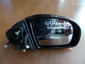 Mercedes Ml w164 2005-2011 ηλεκτρικός ανακλινόμενος καθρέπτης δεξιός μαύρος