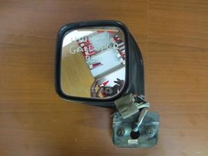 Mitsubishi Galloper 1998-2003 ηλεκτρικός καθρέπτης αριστερός κυπαρισσί (5 καλώδια)