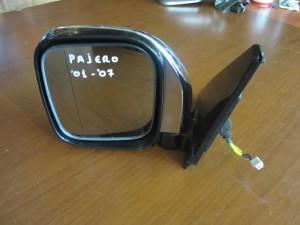 Mitsubishi Pajero 2001-2007 ηλεκτρικός καθρέπτης αριστερός χρώμιο (7 καλώδια)