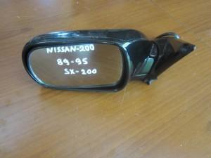 Nissan 200sx 1989-1993 ηλεκτρικός καθρέπτης αριστερός μαύρος