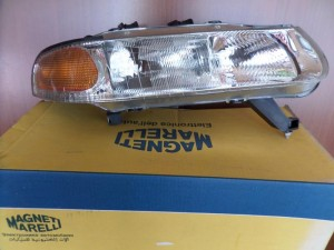 Rover 400 96-99 5θυρο carello γνήσιο καινούργιο φανάρι εμπρός δεξί