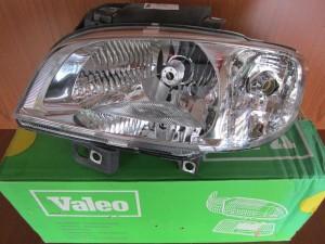Seat Ibiza 1999-2002 Valeo γνήσιο καινούργιο φανάρι εμπρός αριστερό