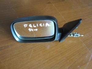 Skoda felicia 94 μηχανικός καθρέπτης αριστερός άβαφος