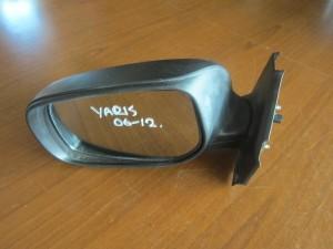 Toyota Yaris 2006-2011 καθρέπτης απλός αριστερός άβαφος