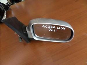 Acura MDX 2001-2007 ηλεκτρικός ανακλινόμενος καθρέπτης δεξιός ασημί (7 καλώδια)