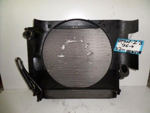 BMW Z3 1996-2002 3.2cc βενζίνη ψυγείο νερού-λαδιού