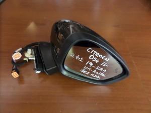 Citroen C4,DS4 2011-2017 ηλεκτρικός ανακλινόμενος καθρέπτης δεξιός καφέ περλέ (19 καλώδια)