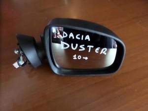 Dacia Duster 2010-2013 ηλεκτρικός καθρέπτης δεξιός άβαφος (5 καλώδια)