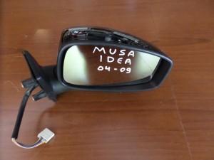 Fiat Idea 2003-2006 Lancia Musa 2004-2008 ηλεκτρικός καθρέπτης δεξιός μαύρος