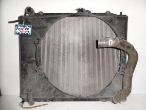 Mitsubishi Pajero 2001-2007 3.2cc diesel ψυγείο νερού