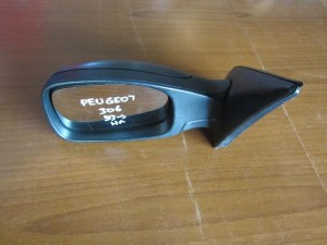 Peugeot 306 1993-2001 ηλεκτρικός καθρέπτης αριστερός άβαφος