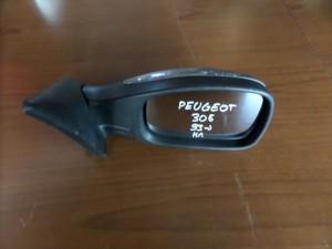 Peugeot 306 1993-2001 ηλεκτρικός καθρέπτης δεξιός ασημί