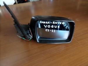 Range Rover Voque 2003-2012 ηλεκτρικός καθρέπτης δεξιός μαύρος (5 καλώδια)