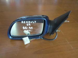 Renault 19 1988-1996 ηλεκτρικός καθρέπτης αριστερός μπλέ σκούρο