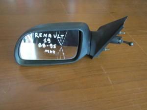Renault 19 1988-1996 μηχανικός καθρέπτης αριστερός άβαφος