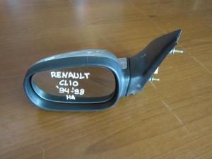 Renault Clio 1994-1998 ηλεκτρικός καθρέπτης αριστερός ασημί