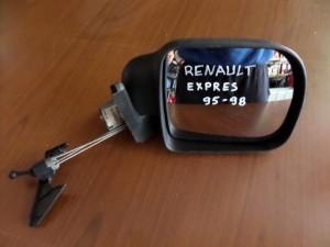 Renault Express 1995-1998 μηχανικός καθρέπτης δεξιός άβαφος