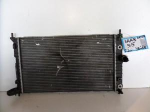 Saab 9-5 98-05 2.2cc automatic diesel ψυγείο κομπλέ νερού
