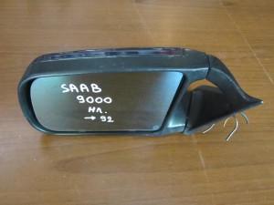 Saab 9000 92 ηλεκτρικός καθρέπτης αριστερός μπλέ