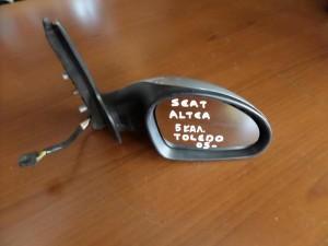 Seat altea-toldeo 05 ηλεκτρικός καθρέπτης δεξιός ασημί (5 καλώδια)