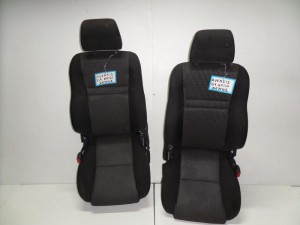 Toyota avensis 2003-2009 κάθισμα εμπρός με airbag μονό δεξί γκρί σκούρο (ηλεκτρικά)