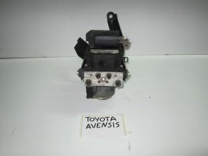 Toyota avensis 2003-2009 μονάδα ABS bosch (κωδικός: 89541-05072)