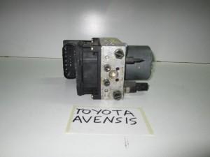 Toyota avensis 2003-2009 μονάδα ABS bosch (κωδικός: ANEY)