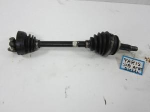 Toyota Yaris 2006-2011 ημιαξόνιο αριστερό