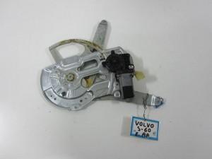 Volvo S60 2000-2005 ηλεκτρικός γρύλλος παραθύρου αριστερός
