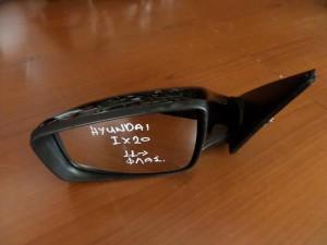 Hyundai ix20 2011-2017 ηλεκτρικός καθρέπτης με φλάς αριστερός μαύρος