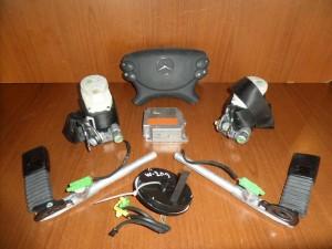 Mercedes Clk w209 2002-2005 set airbag