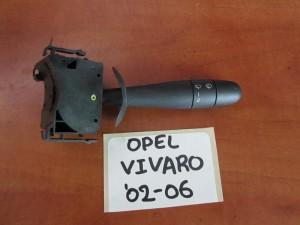 Opel Vivaro 2002-2014 διακόπτης υαλοκαθαριστήρων