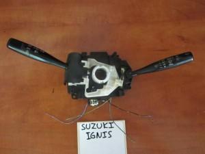 Suzuki ignis 03 lift διακόπτης φώτων-φλάς και υαλοκαθαριστήρων