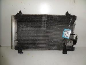Toyota avensis 2003-2009 2.0cc diesel ψυγείο air condition