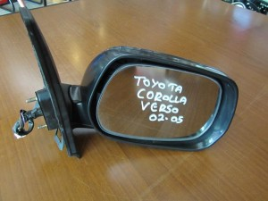 Toyota corolla verso 02-05 ηλεκτρικός καθρέπτης δεξιός μολυβί