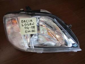 Dacia logan 04-08 δεξί φανάρι εμπρός