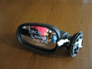 Dacia logan 04-08 ηλεκτρικός καθρέφτης άβαφος αριστερός