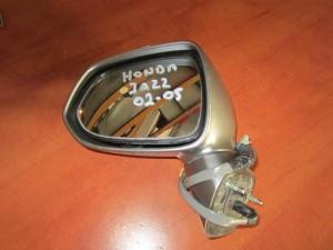 Honda jazz 02-05 ηλεκτρικός καθρέφτης αριστερός σκούρο ασημί