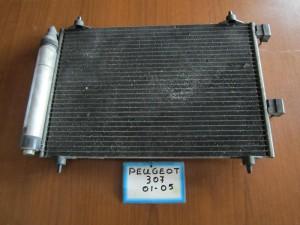 Peugeot 307 01-05 ψυγεία air condition