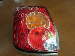 Toyota avensis 05-08 5πορτο πίσω φανάρι αριστερό