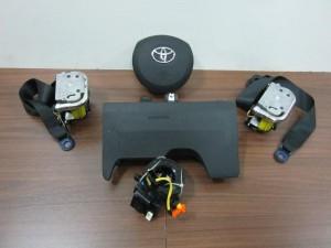 Toyota yaris 2012 airbag σέτ