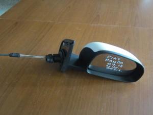 Fiat panda 09-12 μηχανικός καθρέφτης δεξιός λευκός