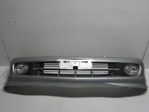 Honda YRV 02-10 προφυλακτήρας εμπρός ασημί